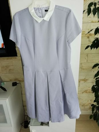 Sukienka mohito 40 42 L fioletowa