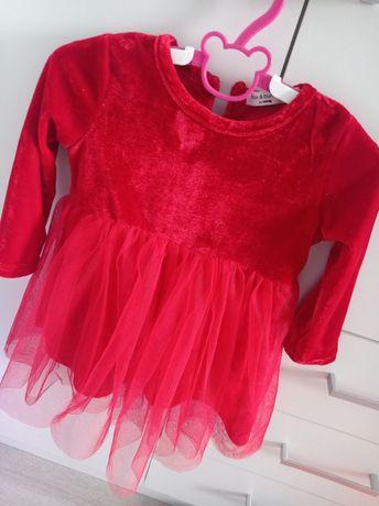 Nowa tylko uprana sukienka 74