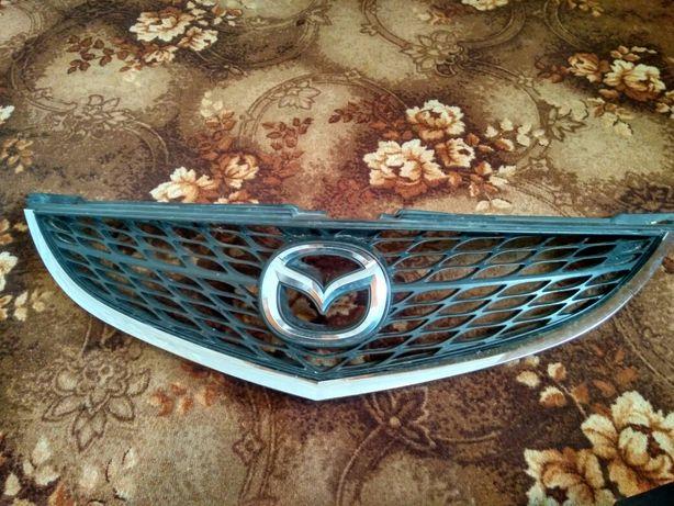Решетка радиатора Mazda 6 (gs1d 50 712)