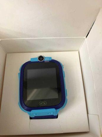 Смарт часы детские умные с GPS TD07S + камера bluet
