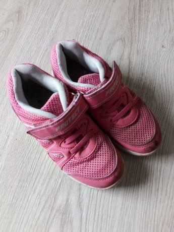 Adidasy halówki trampki na rzepy różowe rozmiar 29