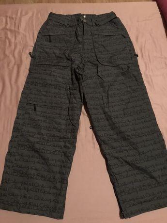 Spodnie snowboardowe Gush rozmiar S