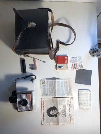 Câmara Polaroid Swinger