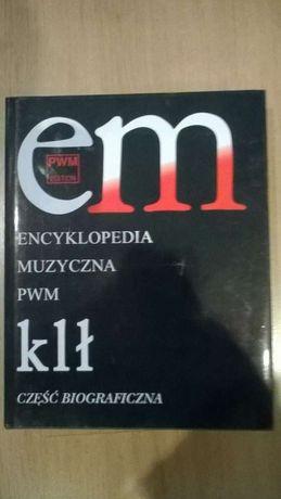Encyklopedia muzyczna 5 tomów