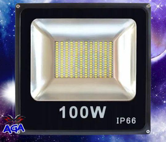 Halogen 100W Lampa LED Zewnętrzna Wewnętrzna IP66