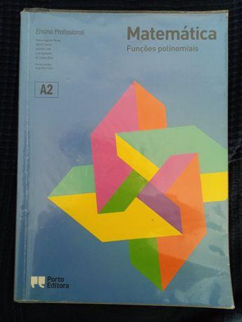 Livro matemática A2