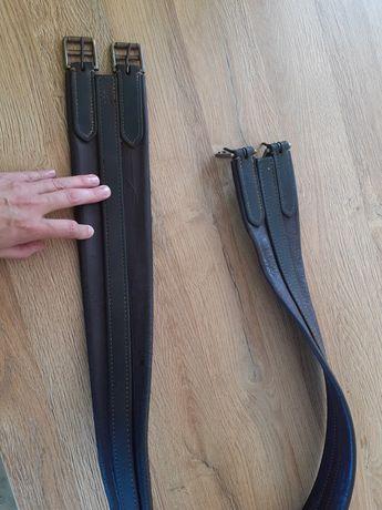 Popręg skórzany 130 cm