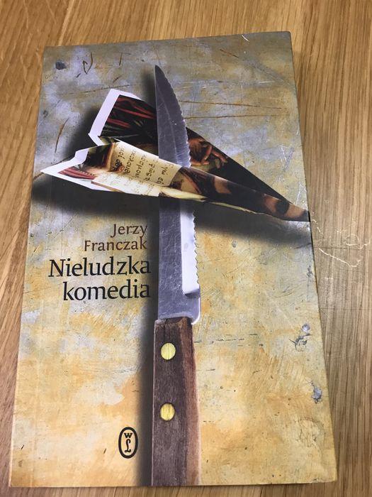 Nieludzka komedia | Jerzy Franczak Warszawa - image 1