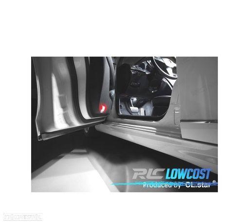 KIT COMPLETO DE 16 LÂMPADAS LED INTERIOR PARA MERCEDES BENZ SL CLASE R129 SL500 SL600 SL55 AMG (199
