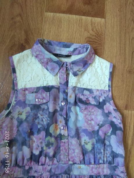 Платье сарафан George 8_9 лет