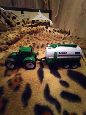 Трактор игрушка для детей