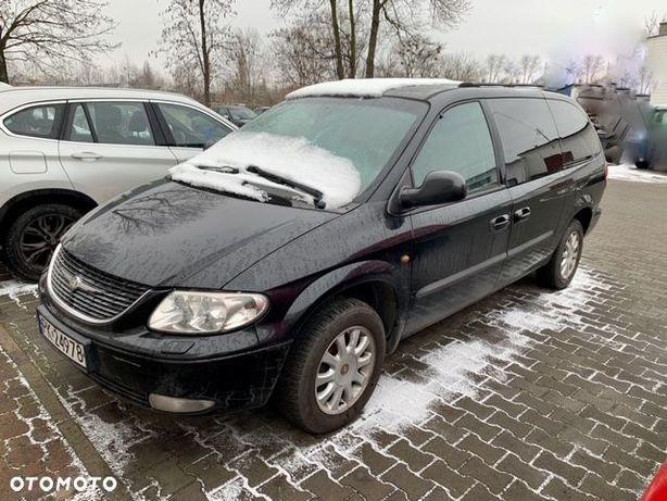 Chrysler Grand Voyager CHRYSLER GRAND VOYAGER CIĘŻAROWY 2,5 L 2003 221 945 km Minivan