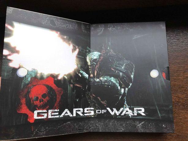 Gra Gears Of War PC stan idealny
