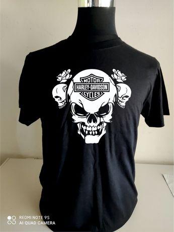 T-shirts Harley-Davidson