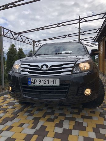 Greatwall Haval H3
