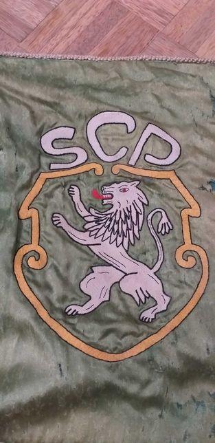 Bandeira do Sporting Clube de Portugal de 1956