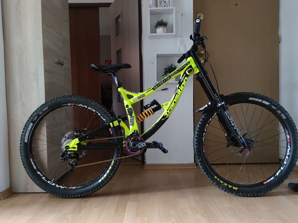 Transition tr500 27,5 dh fr rs boxxer WC sram x0 Hope gx downhill demo