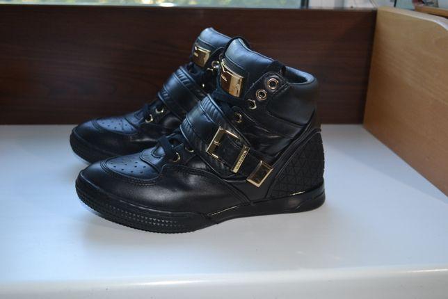 diesel 36р сникерсы кожаные. ботинки. оригинал