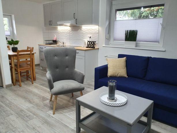 Nowe, wyposażone mieszkanie na parterze domu przy ul. Polnej