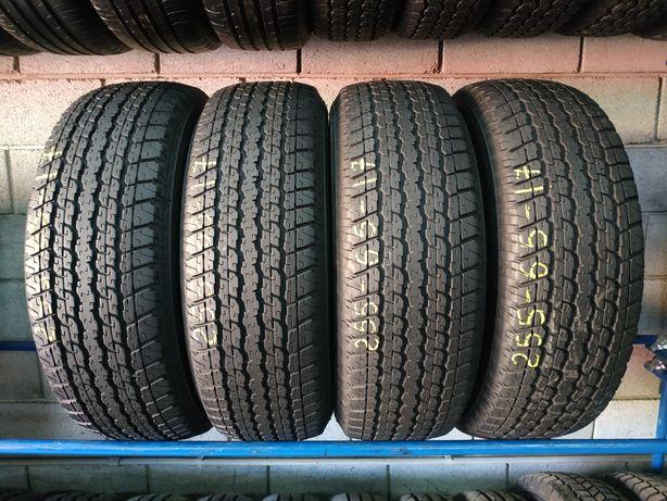 Літні шини 255/65 R17 (110S) BRIDGESTONE