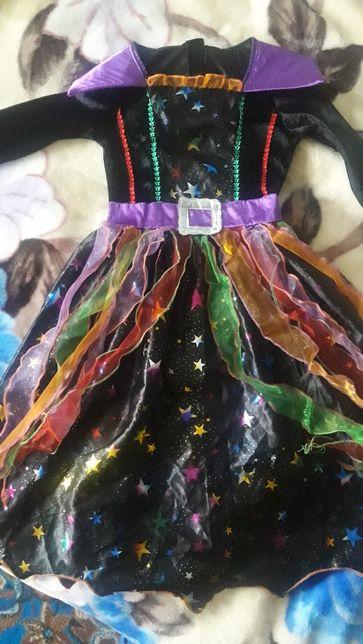 Платье на хэллоуин