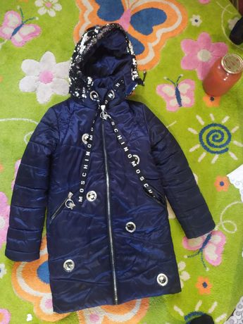 Зимняя курточка 146-152р.