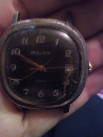 Часы Полёт 17 камней СССР не ходят