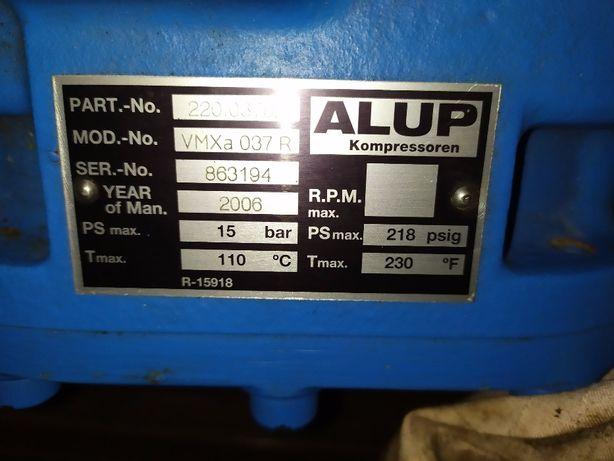 Винтовой блок воздушного компрессора Алуп-Алмиг ALUP(ALMIG) VMXa 037R