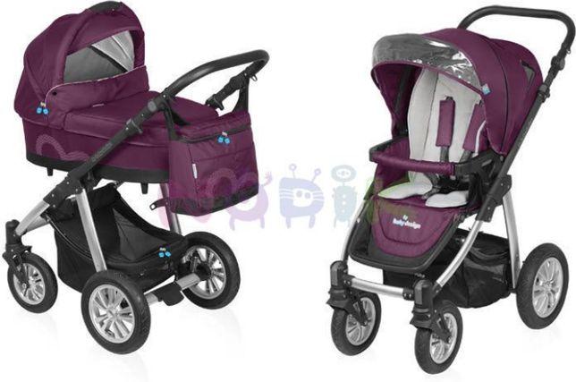 Wózek baby design Lupo 3 w 1