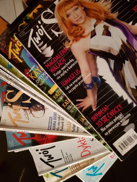 00Twój Styl, gazeta, miesięcznik, czasopismo, kolekcja