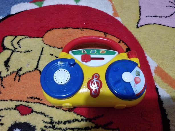 Zabawka grające RADIO