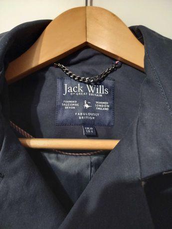Sprzedam płaszcz trencz firmy Jack Wills nowy z metką rozm.M