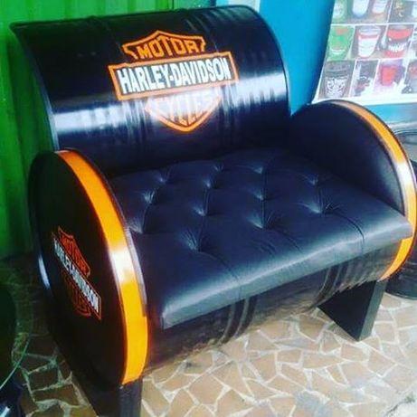 Sofá Harley Davidson