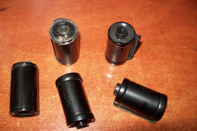 Кассеты для фотоплёнки, Проектор слайдов и рамки, фотовспышка