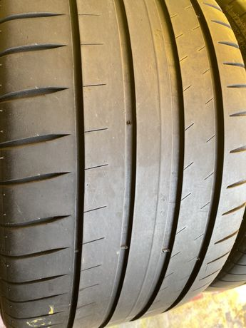 Michelin Pilot Sport 4 265/35 R18
