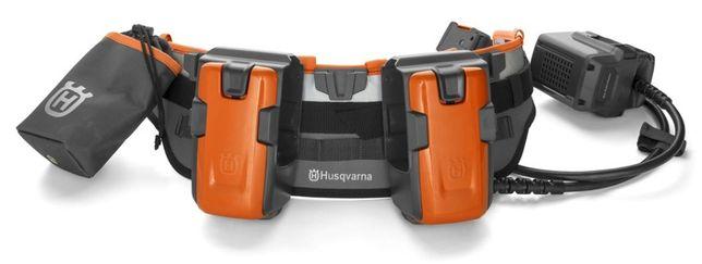 Pas na akumulatory HUSQVARNA z adapterem NOWY!