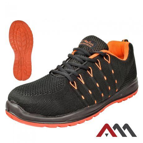Кроссовки с метал носком рабочая обувь спецобувь робоче взуття reis