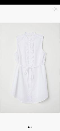 Biała bluzka H&M mama