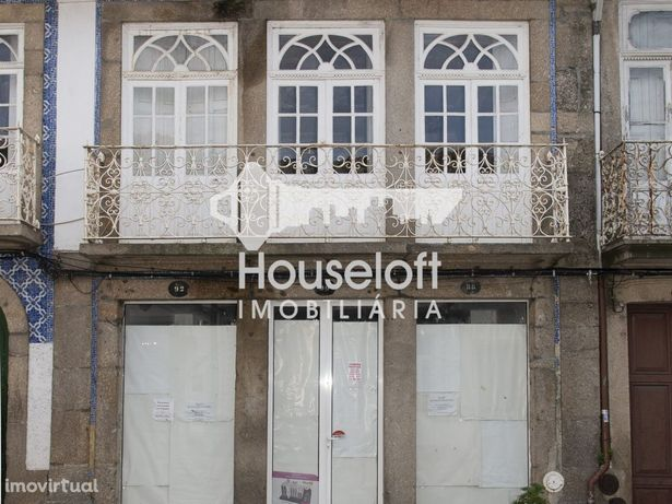 Moradia Penafiel – Centro Histórico
