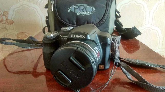 Фотоаппарат Panasonic Lumix DMC-FZ18