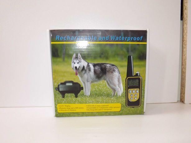 Obroża dla psa, elektryczna.