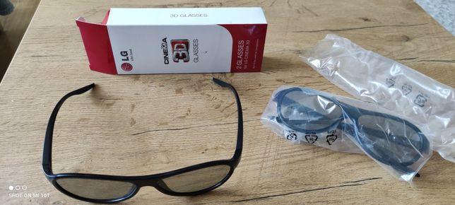 Okulary 3D LG x2