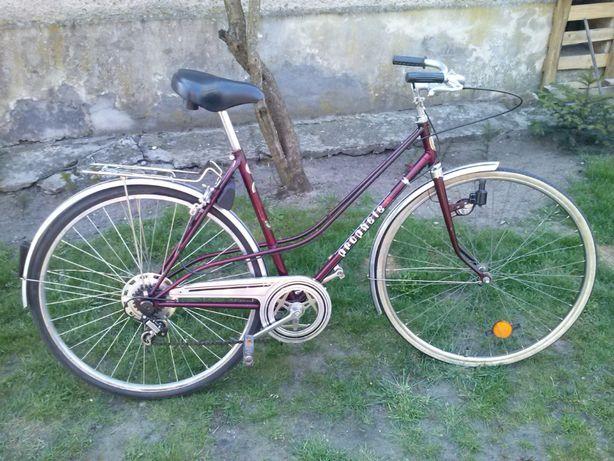 Damka Rower Miejski kola 28