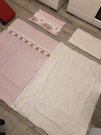 Kołdra antyalergiczna + poduszka + pościel