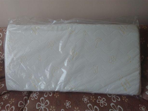 Materac lateksowy Hevea Baby do łóżeczka