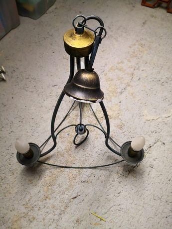 Candeeiro Rústico 3 lâmpadas