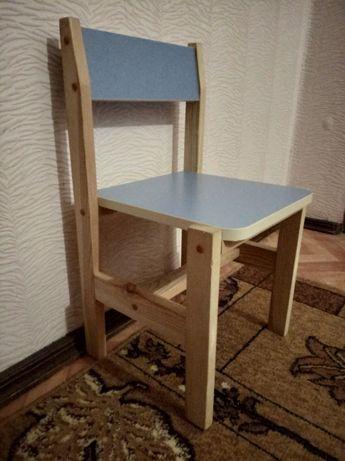 Деревянный стульчик для детей