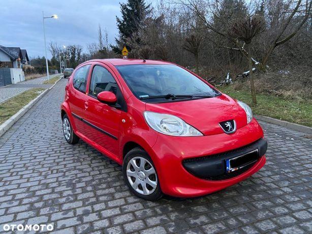 Peugeot 107 Klimatyzacja Zadbany 1 Właściciel Aygo