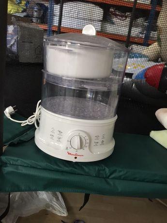 Maquina de cozinhar a vapor Moulinex