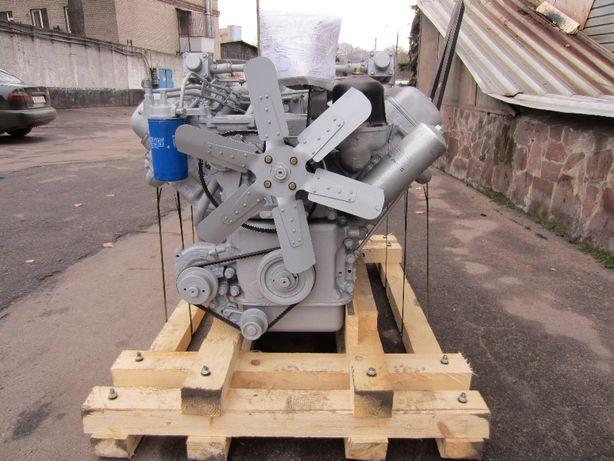 Двигатель ЯМЗ 236, 238, 7511, 240 всех модификаций